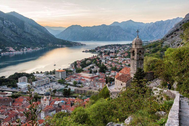 Montenegró Hajóbérlés