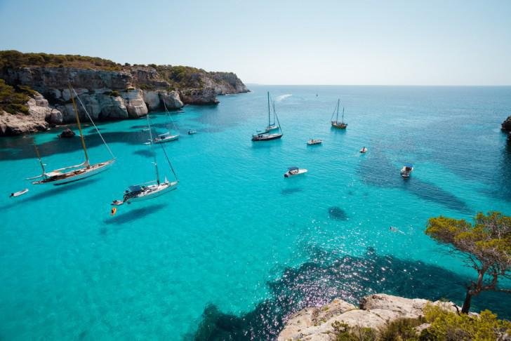 Hajóbérlés Spanyolország